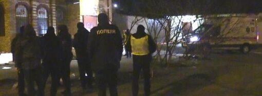 У киевского кафе нашли мертвым участника АТО из Одессы