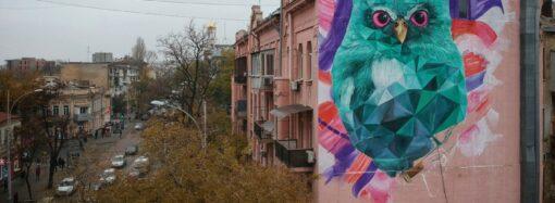 Одеситка створила інтерактивну мапу муралів та графіті у місті
