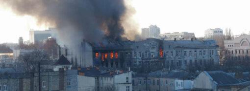 Пожежа в одеському коледжі: завідуючій господарством обрано запобіжний захід – 60 діб домашнього арешту