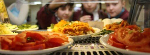 В школах Одессы подорожают завтраки для учеников младших классов