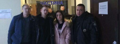 Взяли сумку с деньгами и покинули дом: пропавших в Киеве влюбленных подростков нашли в Одесской области