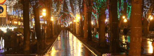 Понедельник в Одессе будет теплым и немного дождливым