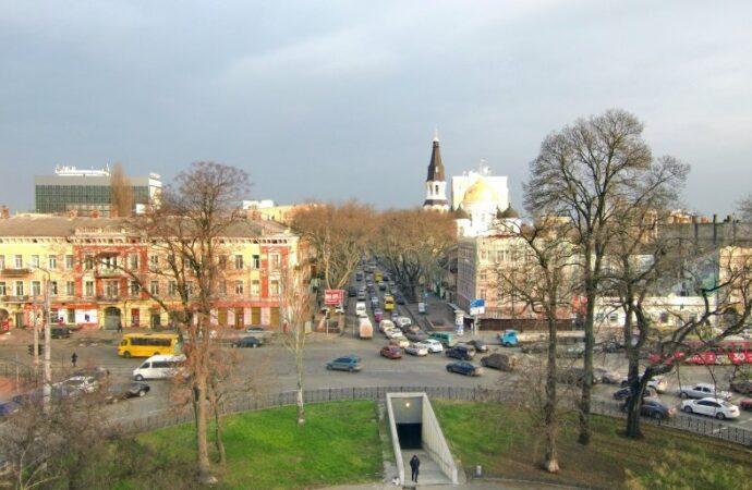 Одесситам запретят парковаться на улице Пушкинской