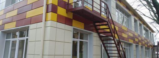 В Одессе скоро завершат ремонт одного из садиков