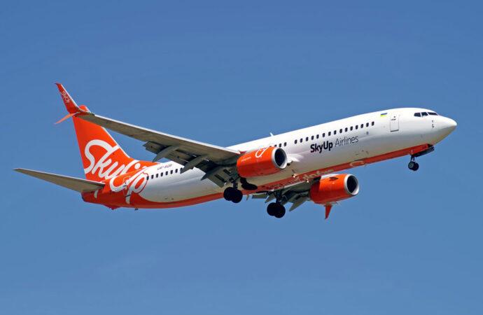 Из Одессы отправился первый рейс SkyUp в Ереван