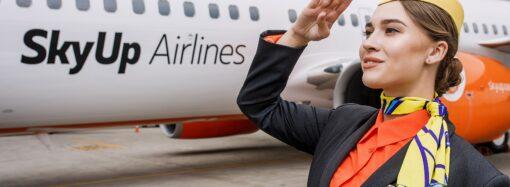 Український авіаперевізник SkyUp запустить рейси з Одеси в Італію