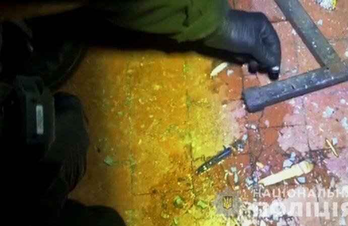 Подозреваемого во взрыве в одесском общежитии поместили в СИЗО