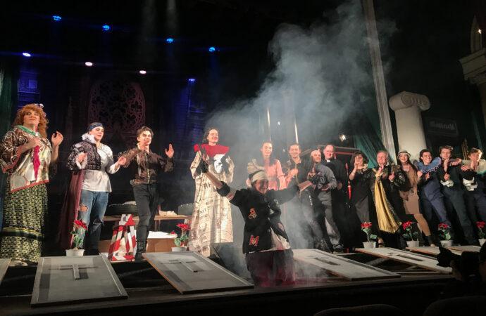 Без трэша и пошлости: в одесском ТЮЗе поставили переосмысленную шекспировскую трагедию (фото)