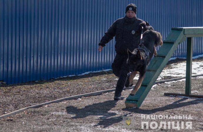 В Одесі модернізували Кінологічний центр поліції (фото)