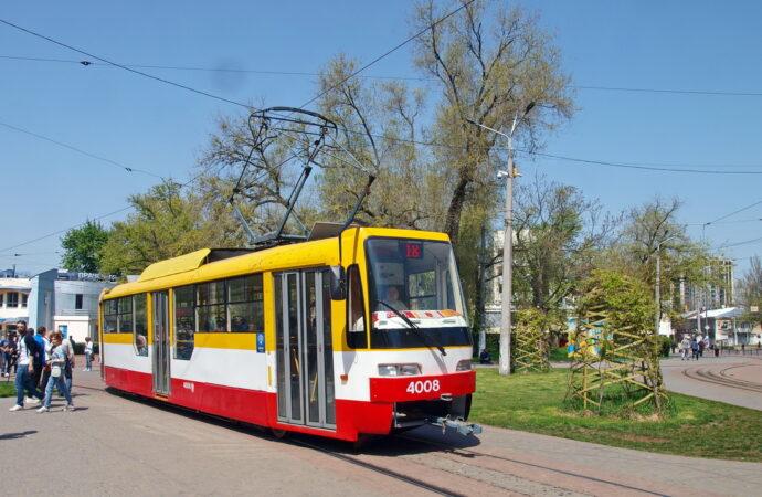 Жителі Одеси стали частіше користуватися міським електротранспортом