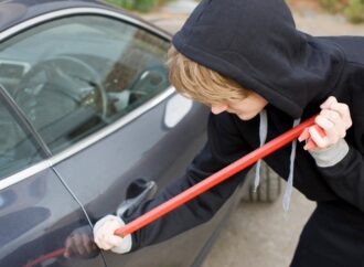Одещина друга у рейтингу областей України за кількістю викрадень автомобілів