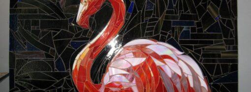 Где посмотреть в Одессе картины из мозаики?
