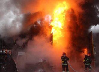 В Одессе горела многоэтажка: погибли люди