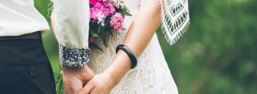 Магічні дати і 14 лютого: в Одеській області у лютому зафіксували весільний бум