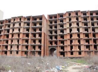 В Одессе пообещали до конца года сдать дом, который строили 15 лет