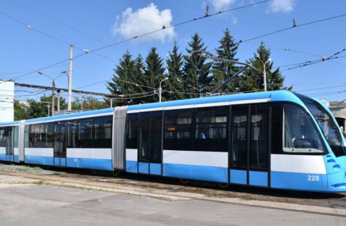 """Когда в Одессе достроят линию скоростного трамвая """"Север-Юг""""?"""