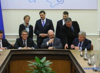 """""""Укрзалізниця"""" подписала Меморандум о сотрудничестве с немецким железнодорожным гигантом"""