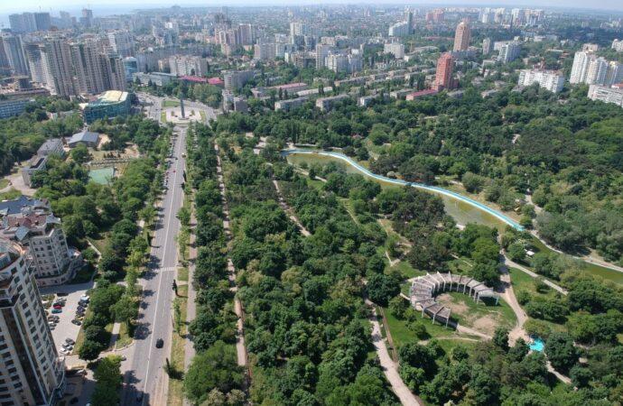 Проспект Шевченко ждет реконструкция. Опять