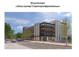 На месте автомойки в центре Одессы планируют построить молодежный центр
