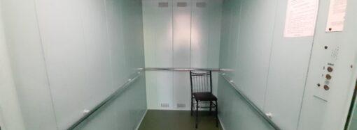 В Одесі у декількох лікарнях проведено капітальний ремонт ліфтів (фото)