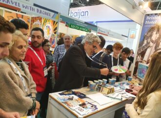 Туристичну привабливість Одеси представили на виставці в Ізраїлі (фото)
