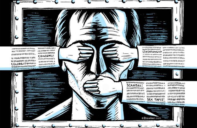 Субъективные заметки: слово за решеткой, или что сулят законы о медиа и дезинформации?