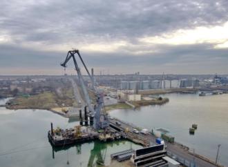 Мост через Сухой лиман отдадут Укравтодору: за это проголосовали депутаты