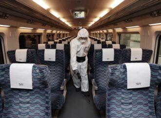 В Одесі на залізничному вокзалі облаштували медичний пункт задля профілактики поширення коронавіруса