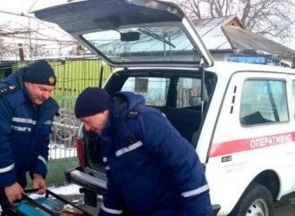 В Одесской области спасли мужчину, который чуть не умер из-за перебоев со светом