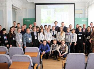 В Мінекоенерго діти-екоактивісти з Одещини представили проекти збереження природи Дністровського лиману
