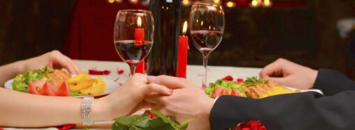 Романтический ужин: как отметить День влюбленных 14 февраля