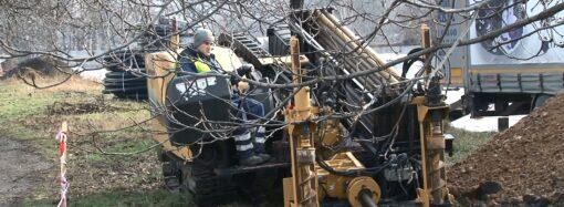 Инфоксводоканал прокладывает новую линию электропитания к станции «Южная»