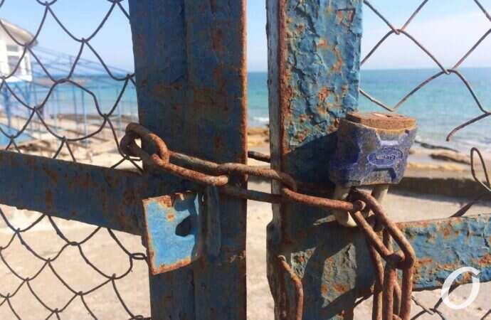 Освободим побережье: одесские активисты ищут пляжи, где нет доступа к морю