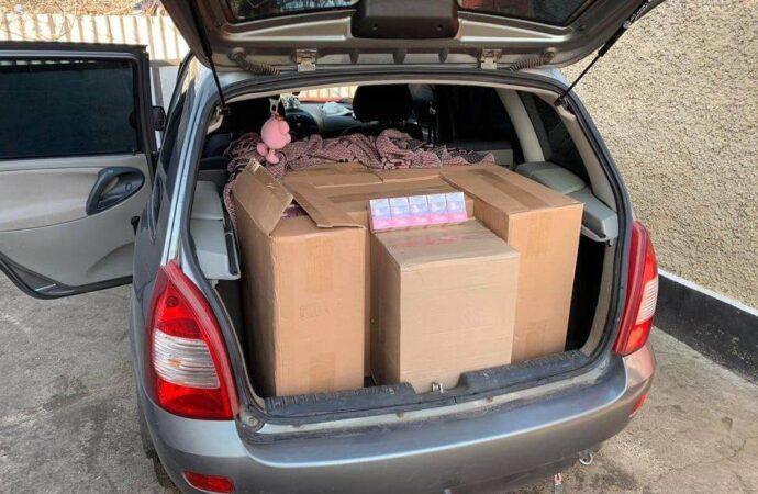Одеська митниця вилучила контрафактного товару на понад пів мільйона гривень (фото)