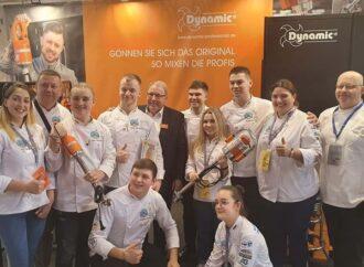Одесситы в составе кулинарной сборной Украины отличились на мировых состязаниях