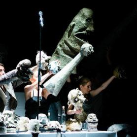 Бабы Бабеля Театр Кукол