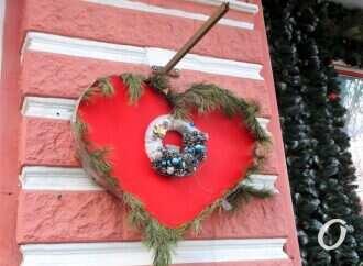 Ко Дню влюбленных: сердечные мотивы одесских улиц