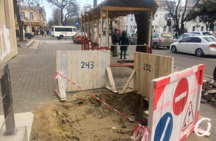 Одесситы возмущены городскими тротуарами: сколько нужно денег, чтобы исправить ситуацию