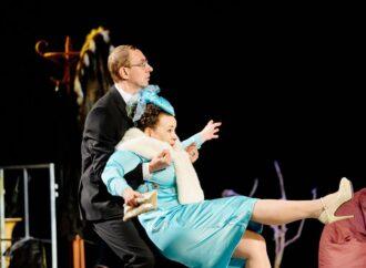 Комедия о сложном. В Украинском театре поставили спектакль о вдовах