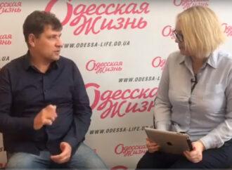 Владислав Белинский о вырубке деревьев в Одессе
