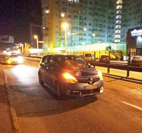 В Одессе сбили пешехода: переходил дорогу в неустановленном месте