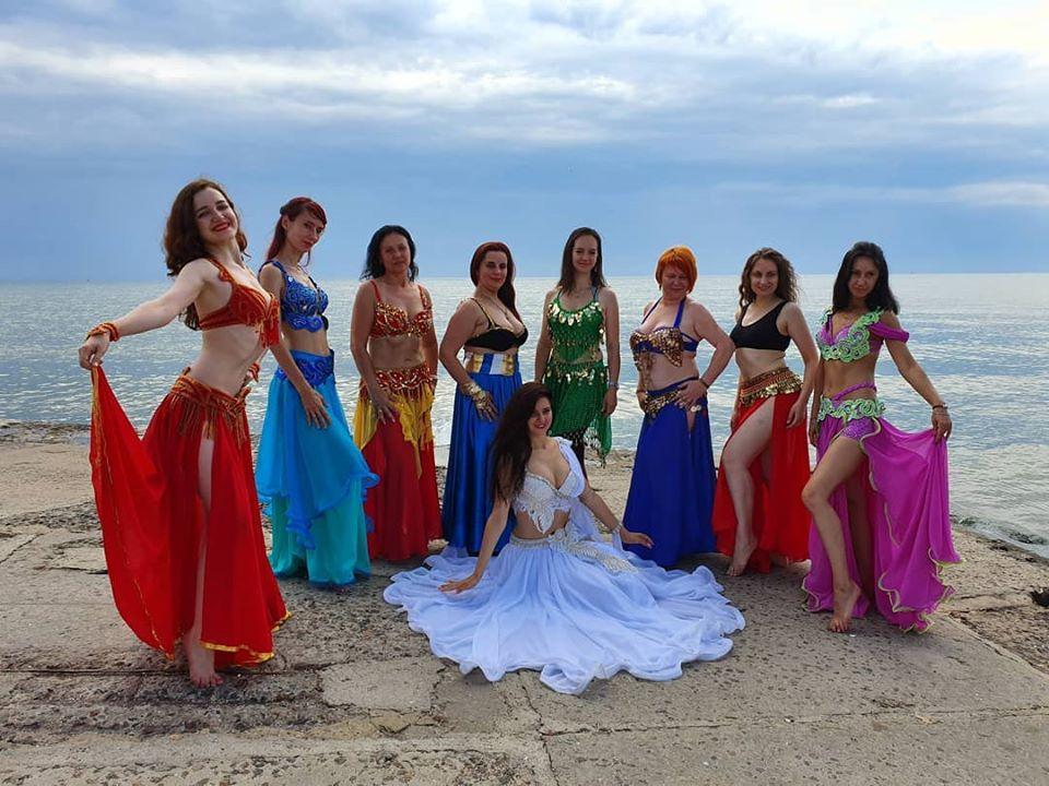 «SHOW DANCE»: магия восточного танца