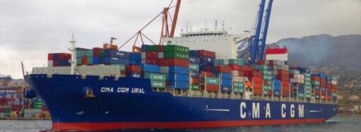 В Одессу направляется судно из Китая: у членов экипажа была повышенная температура