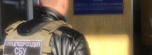 Державні збитки у великих розмірах: у приміщеннях Одеського морпорту та АМПУ провели обшуки