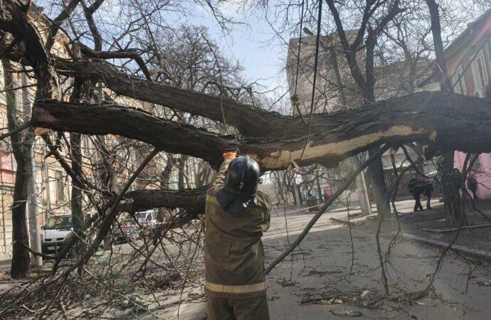"""Циклон """"Юля"""": в Одесской области обесточено 145 населенных пунктов"""