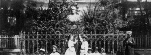 История Одессы: 148 лет назад в Горсаду появился третий городской памятник