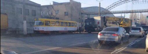 Что произошло в Одессе 17 февраля: контрабанда недели и ДТП с участием трамвая