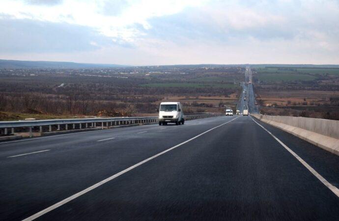 Дорогу из Одессы на Херсон хотят превратить в автобан