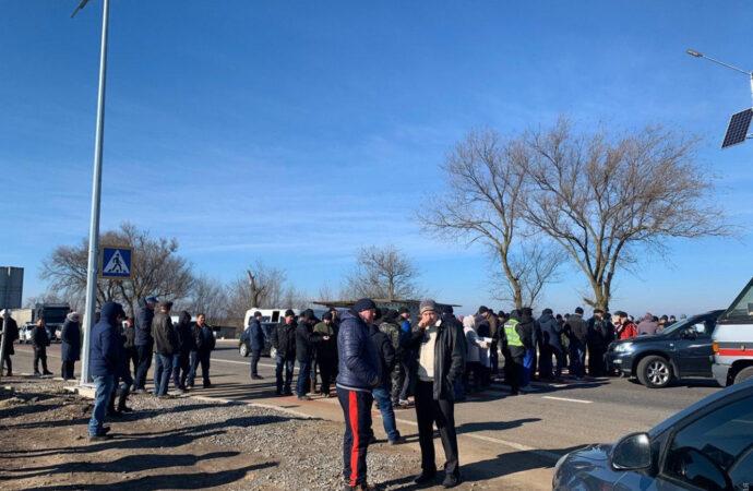 В Одесском регионе протестовали против формата объединения громад