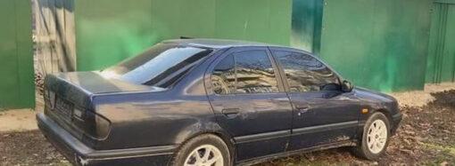 12-летний подросток в Одессе угнал машину, чтобы покататься, и уснул в ней